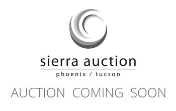 Sierra Auction - Arizona's Largest Public Auction