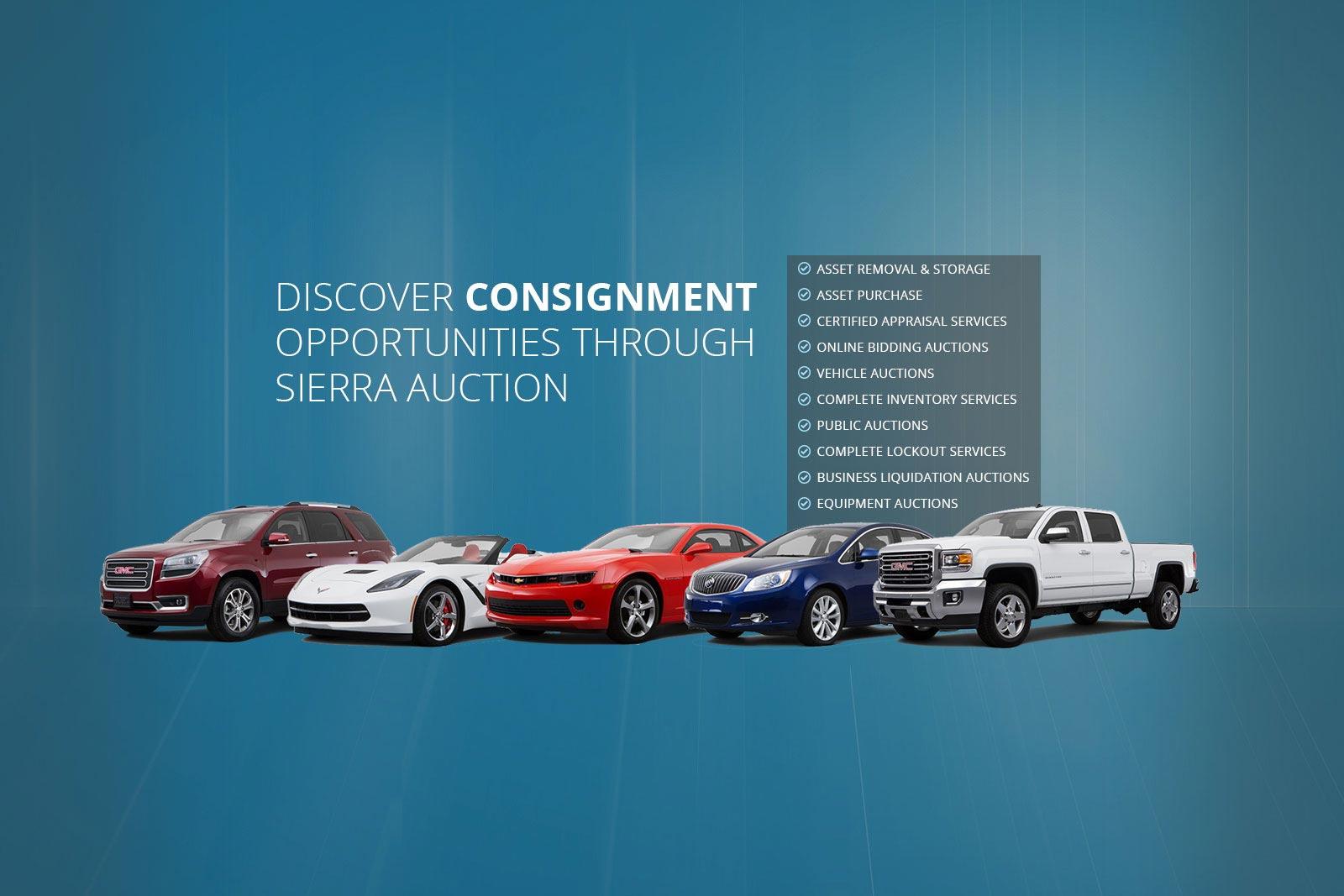 Sierra Auction Arizonas Largest Public Auction