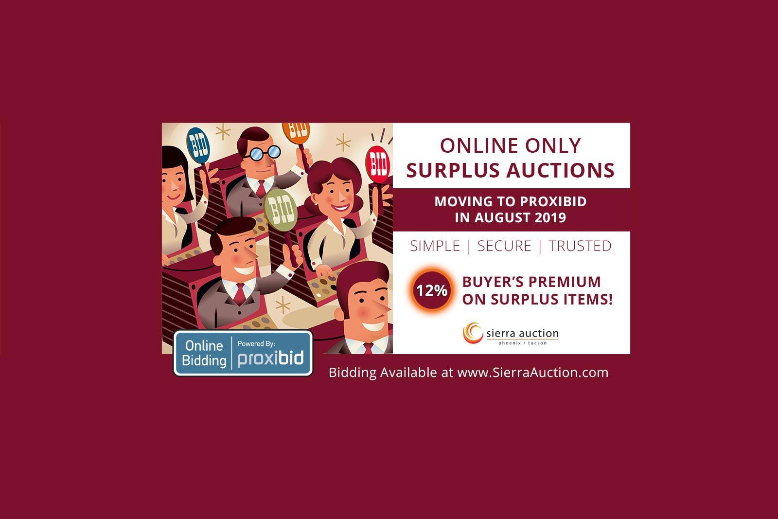 Sierra Auction - Arizona's Largest Public Auction