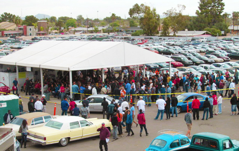 Sierra Auction - Arizona\'s Largest Public Auction